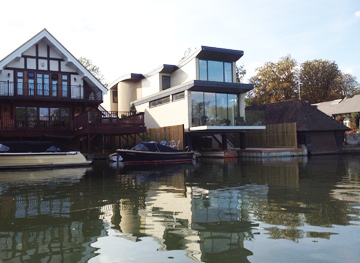 Henley Architects   Tapp Associates   House by The Water - Henley ...